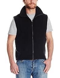 Men\'s KAMgear Polartec Wind Pro Crescent Vest L Black
