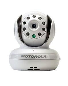 Motorola BLINK1 - Vigilabebés digital de audio y video via WiFi, color blanco marca Motorola en BebeHogar.com