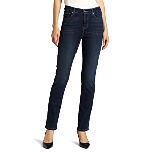 Levi's Women's 512 Perfectly Slimming Skinny Jean, Indigo Sky, 10 Medium