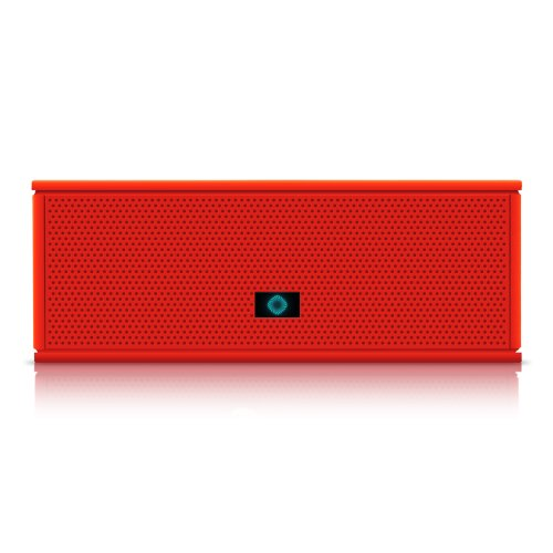 Photive Artisan Ph-Bt2020 Portable Bluetooth Speakers. Incredible Sound With 8 Hour Battery (Red)