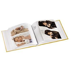 Hama Michi Baby Einsteck Fotoalbum (geeignet für 200 Fotos im Format 10 x 15 cm) ora
