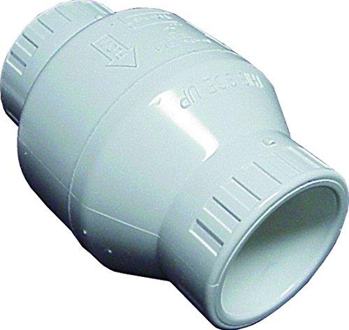 Spears s pvc utility swing check valve inch
