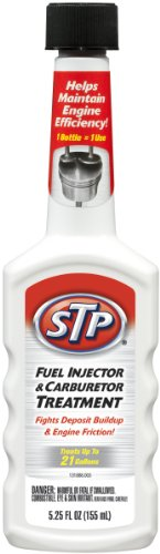 STP 78571 Fuel Injector and Carburetor Treatment - 5.25 oz. (Fuel Injector Cleaner Stp compare prices)