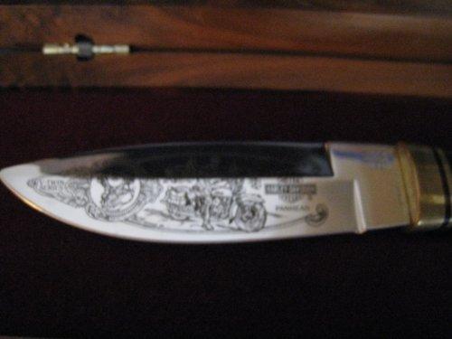 Harley-Davidson Panhead Buck Knife