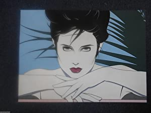 Amazon.com NC 2 By Patrick Nagel Oil Paintings