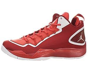 Jordan Super.Fly 2 PO II Men Basketball Sneakers New Red