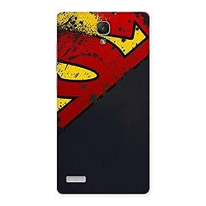 Delighted Uper Multicolor Print Back Case Cover for Redmi Note 4