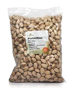 Sunfood Pistachios, Raw, Certified Organic - 2 Pounds