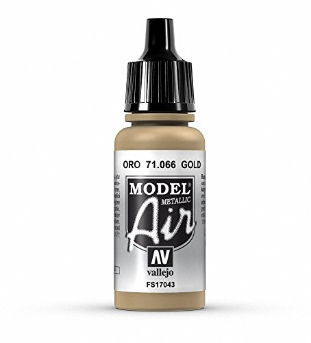 Vallejo Gold Paint, 17ml