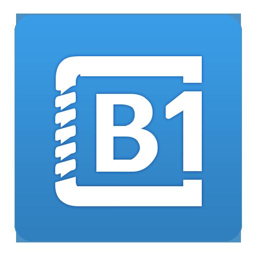 B1 Free Archiver - zip rar unzip (Winrar compare prices)