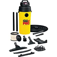 Shop-Vac 9520262 5-Gallon 4 5-Peak HP Hang Up Wall Mounted Wet Dry Vacuum