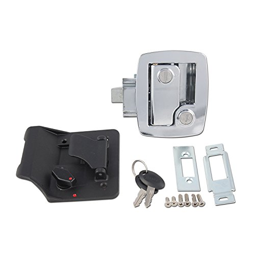 AP Products (013-535) Trailer Lock with Keys (Camper Door Entry Lock compare prices)