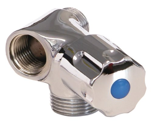 Geräte-Ventil einfach   Mit Rückflussverhinderer   Zusatzventil   Gerätezusatzventil   Eckventil   Chrom