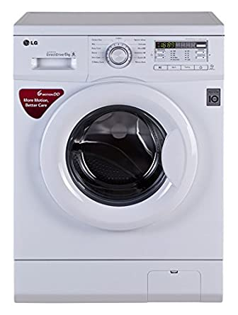 LG 7kg Metallic Front Loader Washing Machine