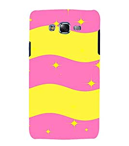 printtech Glitter Streak Pattern Back Case Cover for Samsung Galaxy A5 / Samsung Galaxy A5 A500F