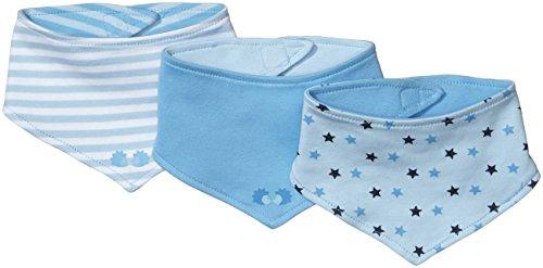 Twins - 144032, Sciarpa per bimbi, blu (blau), Taglia produttore: 1