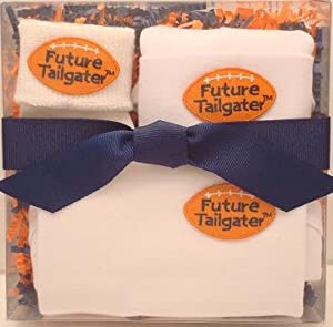 Future Tailgater Boxed 3 Piece Baby Gift Set - Denver by Future Tailgater