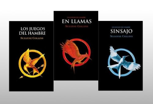 Los Juegos del Hambre/ The Hunger Games, En llamas, Sinsajo 3 Book set (Hunger Games series set Trilogy) Spanish Edition (En espanol) by Suzanne Collins