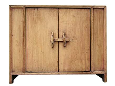 China JILIN 1890 piccolo naturfarbene Cassettiera Credenza stile country