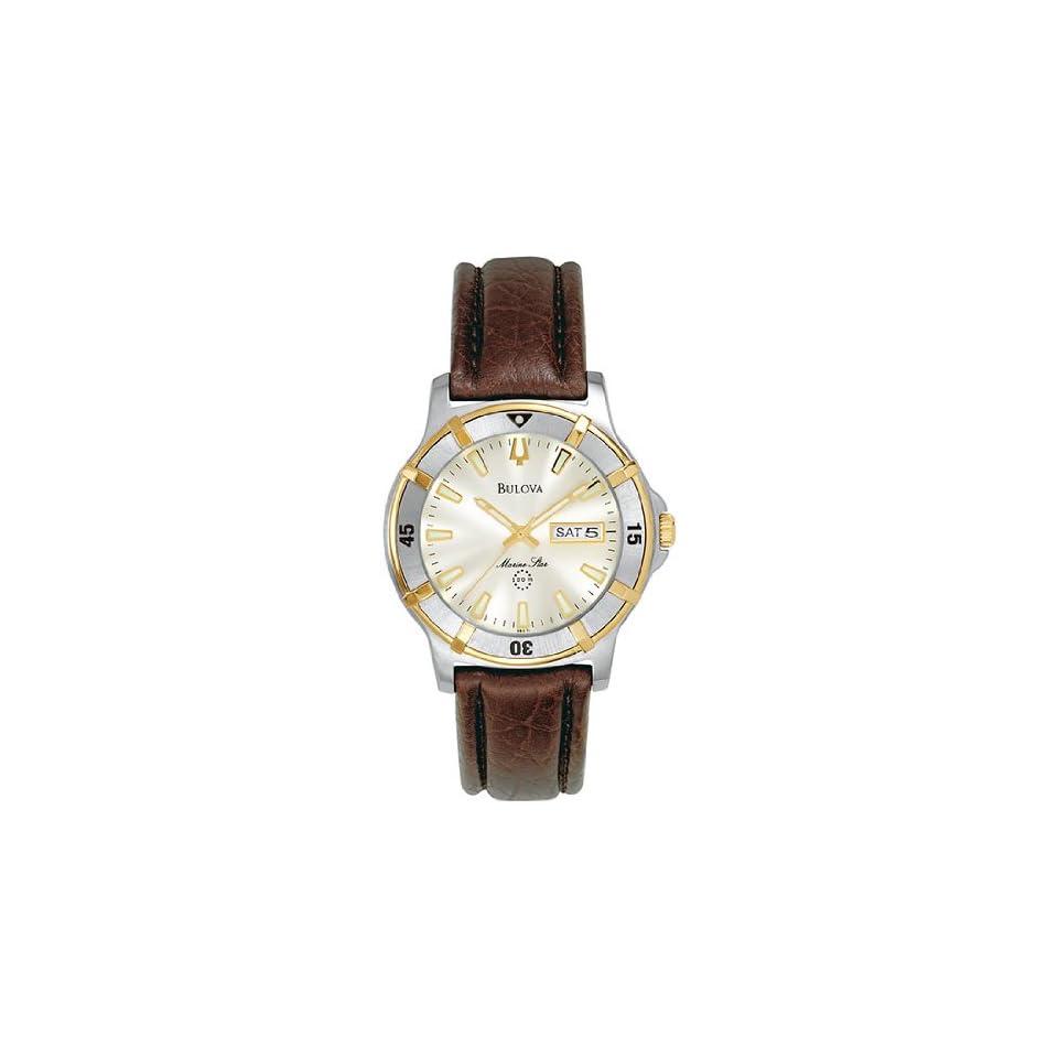 Bulova 98C71 Mens Marine Star Watch Watches