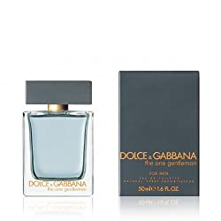 THE ONE GENTLEMAN FOR MEN BY DOLCE & GABBANA 50ML 1.6OZ EDT SP