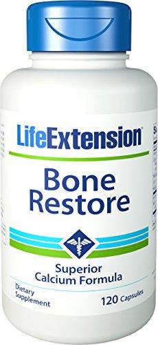 Restauration d'os par la prolongation de la vie -