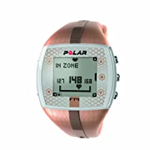 Polar FT4 Women s Heart Rate Monitor Watch Bronze