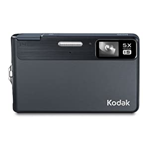 41hHDrEkoGL. AA300  Kodak EasyShare M590 14MP Digital Camera (Blue)   $105 + Free Shipping