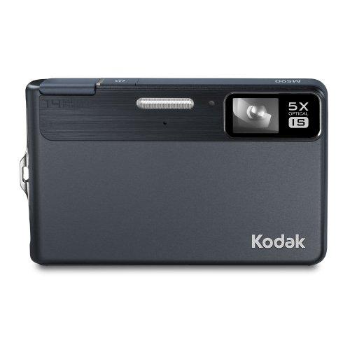 Kodak EasyShare M590 Digital Camera - Blue
