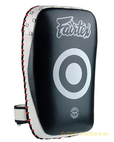 Fairtex Muay Thai Kick Pad - Curved Shape KPLC1 Compact