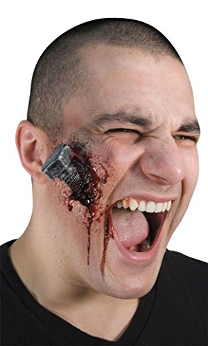 Woochie by Cinema Secrets Bloody Bolt EZ FX Kit (Bloody Bolt Kit)