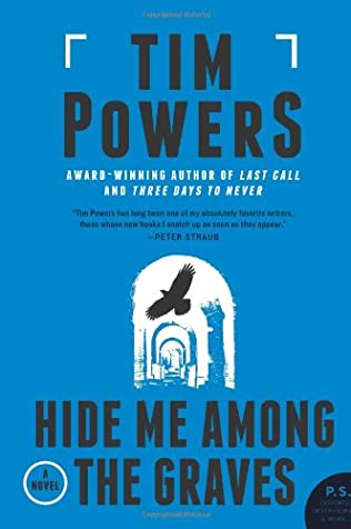 book cover of Hide Me Among the Graves