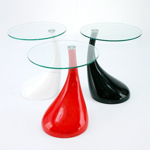 Image of Curve End Table (B007VHHATE)