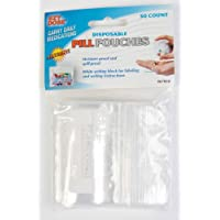 Ezy-Dose Set of 50 Disposable Pill Pouches