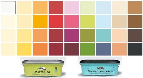 best preis fantasy wandfarbe mattcolor diva bisquit 5 l fertig abgetnte dispersionsfarbe 5 euroliter - Hellblau Wandfarbe