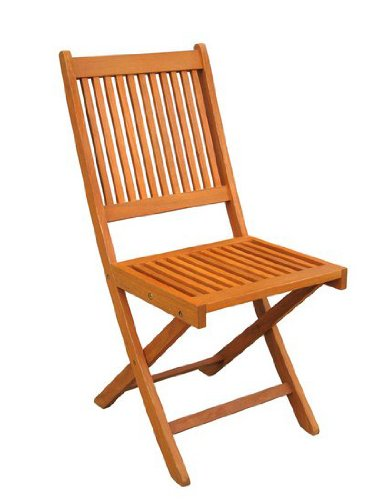 Cheap Royal Tahiti Folding Garden Chair Two Chairs Best Price with Patio