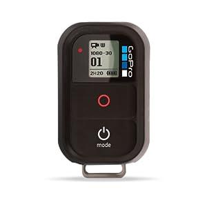 GoPro ARMTE-001 - Mando a distancia WI-FI para GoPro (USB, submergible hasta 10 m), color negro