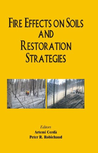 Fire Effects On Soils And Restoration Strategies (Land Reconstruction And Mangement)
