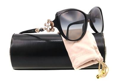 Amazon.com: Bvlgari Sunglasses BV 8097B BLACK 501/8G BV8097 LIMITED