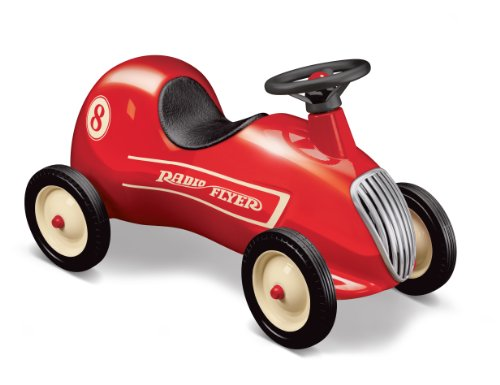 Radio Flyer Little Red Roadster (Radio Flyer Classic Car compare prices)