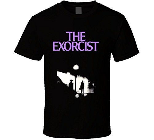 Delifhted The Exorcist Horror Movie T Shirt