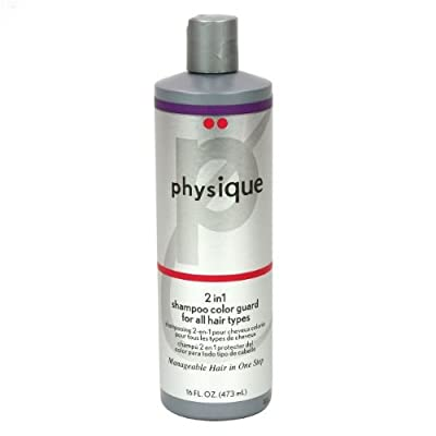 Best Cheap Deal for Physique 2 in 1 Shampoo + Conditioner for Color Treated Hair - 16 Oz. by Proctor & Gamble - Free 2 Day Shipping Available