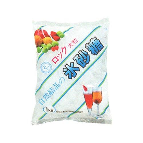中日本氷糖 白マーク ロックA 1kg