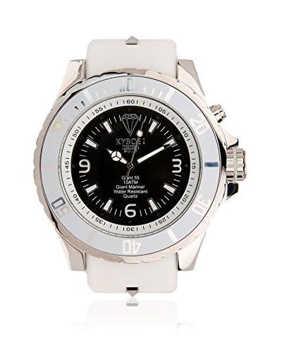 KYBOE! Reloj automático Unisex Blanco 40 mm