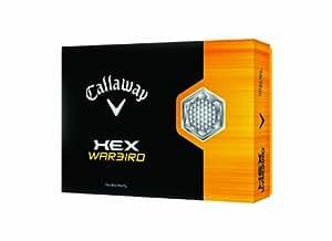 Callaway Hex Warbird Golf Balls - White, 1.683 Inch
