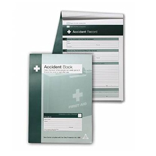 new-safety-first-aid-accident-book-data-protection-compliant-required-by-law-ref-q3200-by-safety-fir