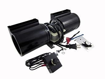 Heat N Glo Gfk 160a Fan Kit Blower Unit 160 Cfm Fan