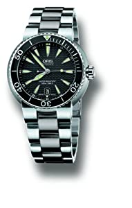 Oris Men's 733 7533 8454MB Divers TT1 Automatic Stainless Steel Watch