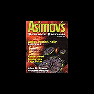 The Best of Asimov's Science Fiction Magazine 2002 Audiobook