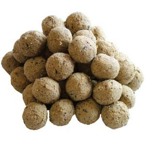 100 Fat Balls For Wild Birds from Petsupplyuk.com